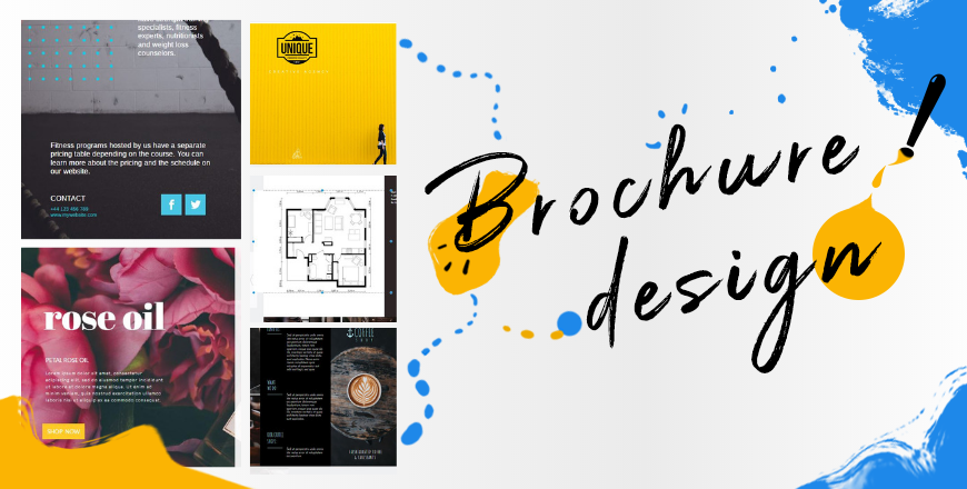 brochure designing-cover